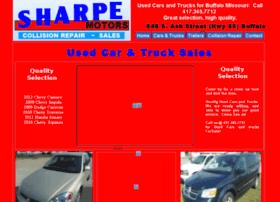used-cars-trucks.sharpe-motors.com