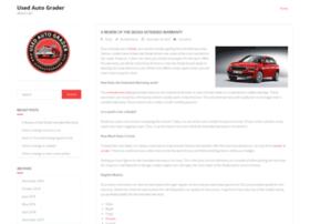 usedautograder.com