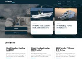 usedboatshub.com