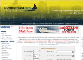 usedboatyard.com