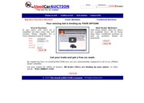 usedcarauction.com