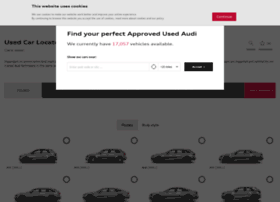 usedcars.audi.co.uk