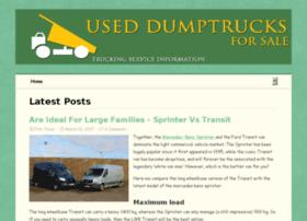 useddumptrucksforsale.info