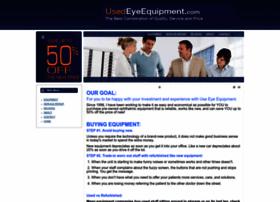 usedeyeequipment.com