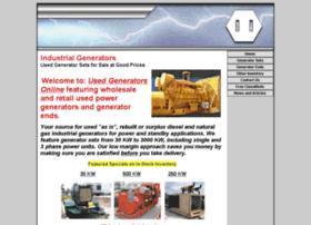 usedgeneratorsonline.com