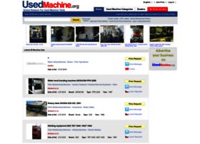 usedmachine.org