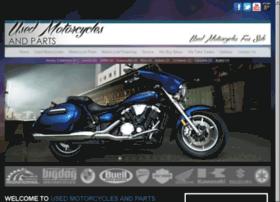 usedmotorcyclesandmotorcycleparts.com
