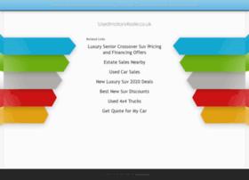 usedmotors4sale.co.uk