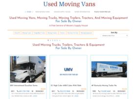 usedmovingvans.com