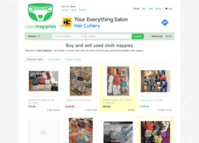 usednappies.co.uk