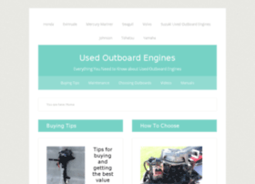 usedoutboardenginesuk.co.uk