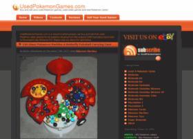 usedpokemongames.com