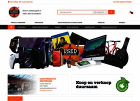 usedproductsamsterdamosdorp.nl