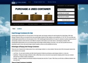usedstoragecontainersusa.com