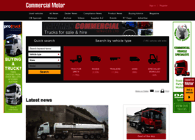 usedtrucks.commercialmotor.com