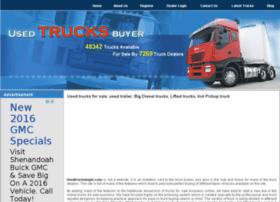 usedtrucksbuyer.com