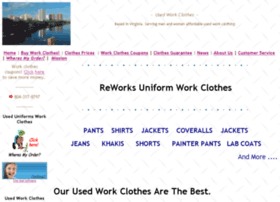 usedworkclothes.com