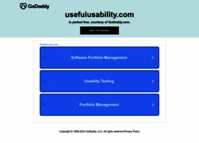 usefulusability.com