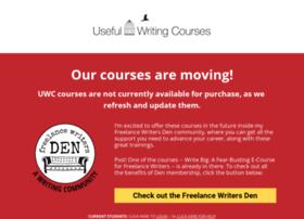 usefulwritingcourses.com