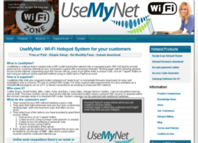 usemynet.com
