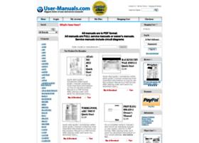 user-manuals.com