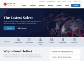 user.gurobi.com
