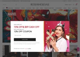 user.rosewholesale.com