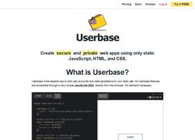 userbase.com