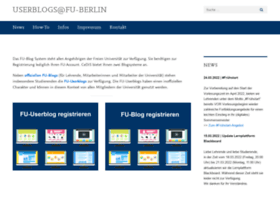 userblogs.fu-berlin.de