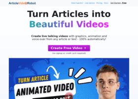 userdesk.articlevideorobot.com