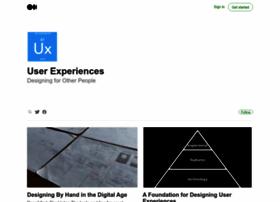 userexperiences.co