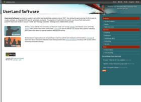 userland.com