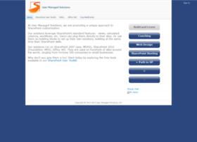 usermanagedsolutions.com