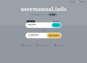usermanual.info