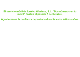 users.fonyou.com