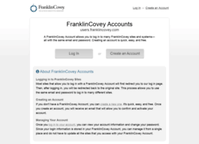 users.franklincovey.com