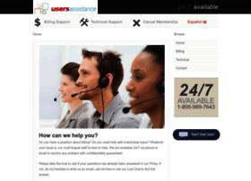 usersassistance.com