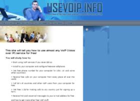 usevoip.info