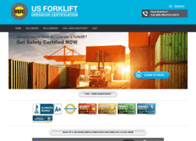 usforkliftcertification.com