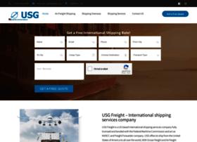usgshipping.com