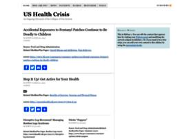 ushealthcrisis.com