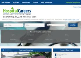ushospitalcareers.com