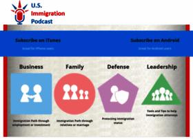 usimmigrationpodcast.com
