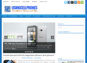 usingcellphones.com