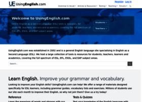 usingenglish.com