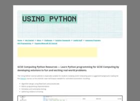 usingpython.com