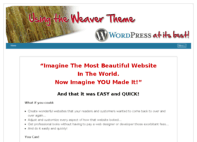 usingweaver.com