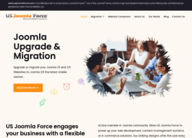 usjoomlaforce.com