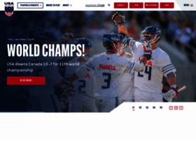 uslacrosse.org