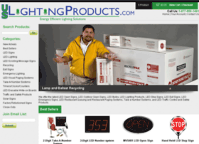 uslightingproducts.com
